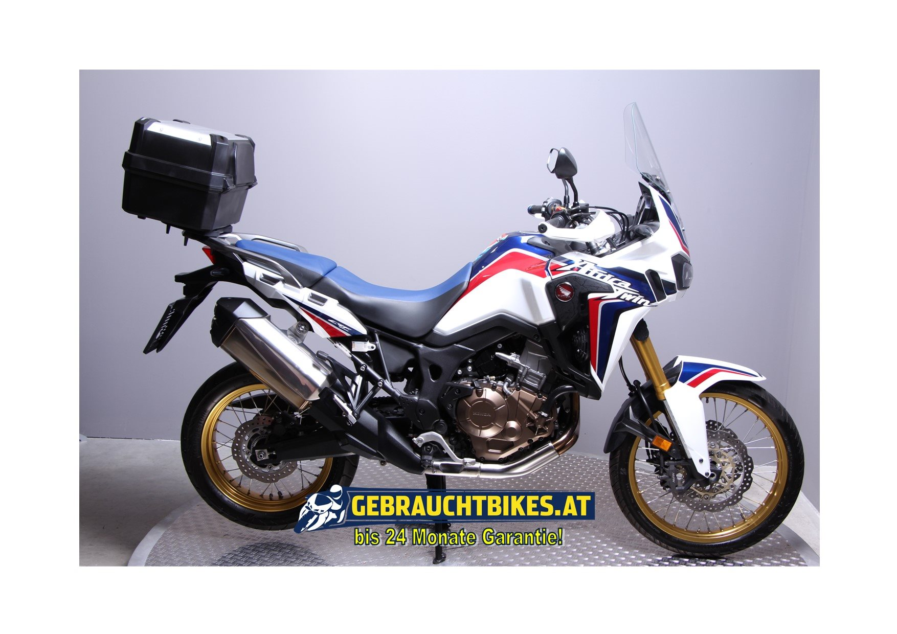 Honda CRF1000L Africa Twin Motorrad, gebraucht