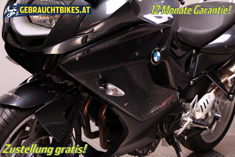 BMW F 800 GT Motorrad, gebraucht
