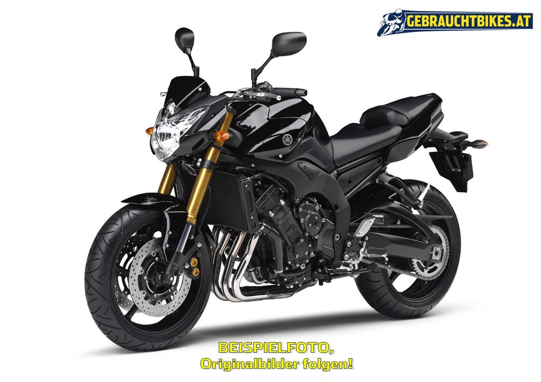 Yamaha FZ-8N Motorrad, gebraucht
