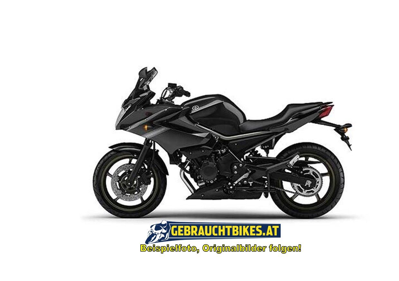Yamaha XJ6 Diversion Motorrad, gebraucht
