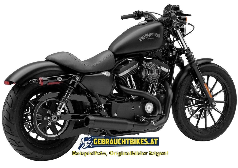 Harley-Davidson Sportster XL 1200CX Roadster Motorrad, gebraucht