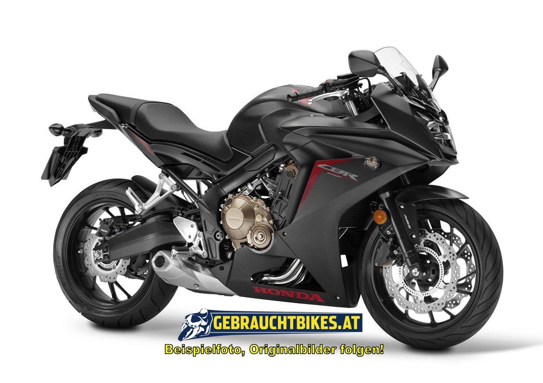 Honda CBR 650F Motorrad, gebraucht