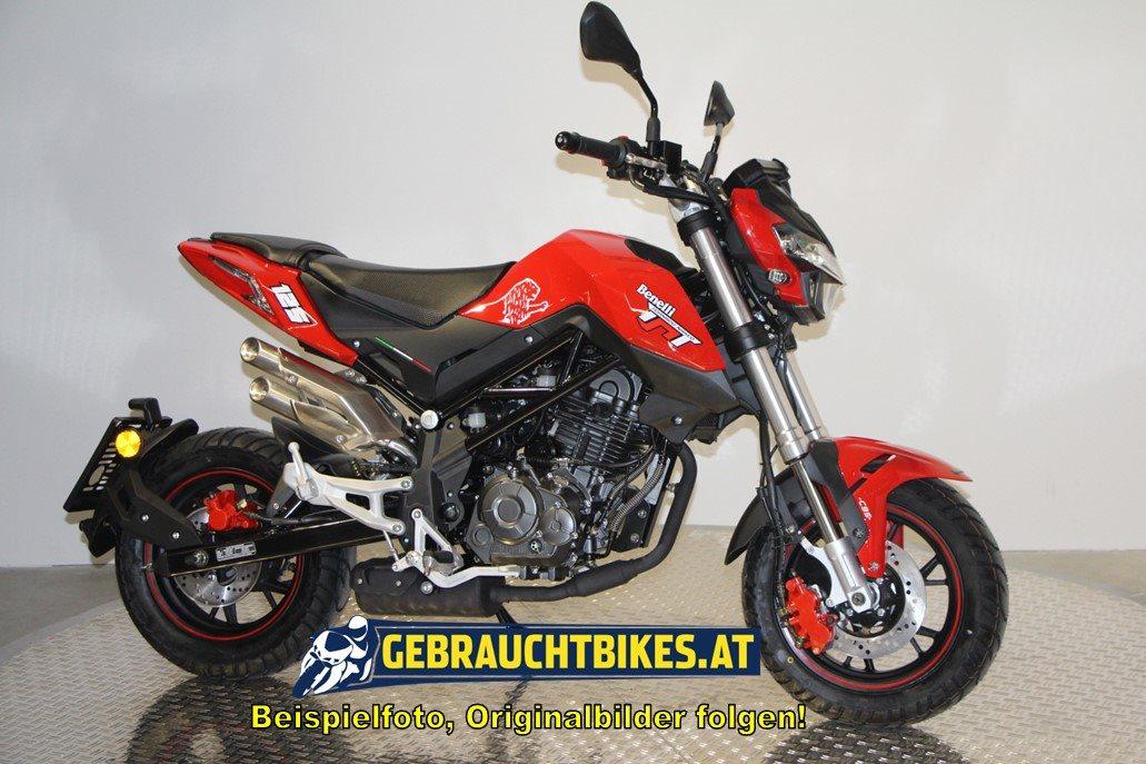 Benelli TnT 125 Motorrad, gebraucht