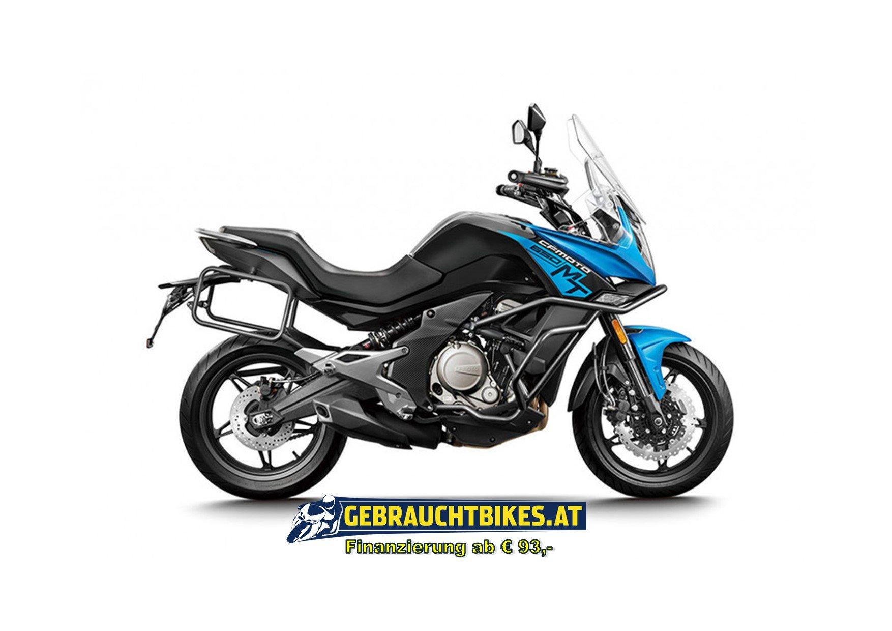 CF-Moto 650 MT Motorrad, neu