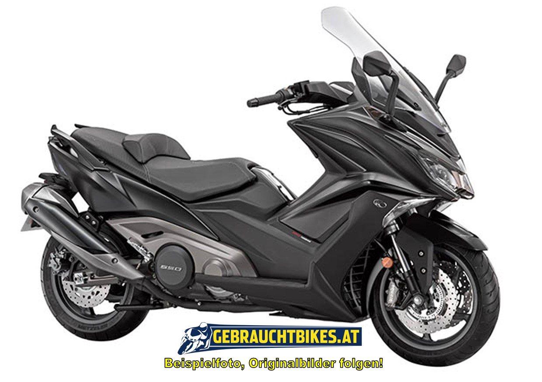 Kymco AK 550i ABS Motorrad, gebraucht