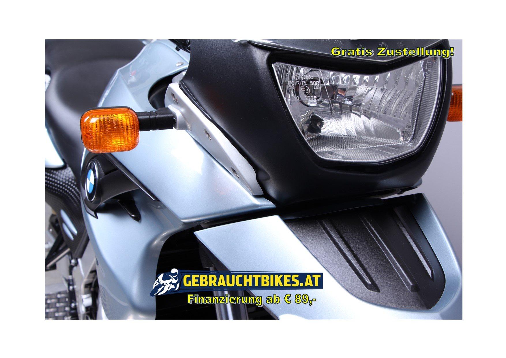 BMW F 650 GS Motorrad, gebraucht