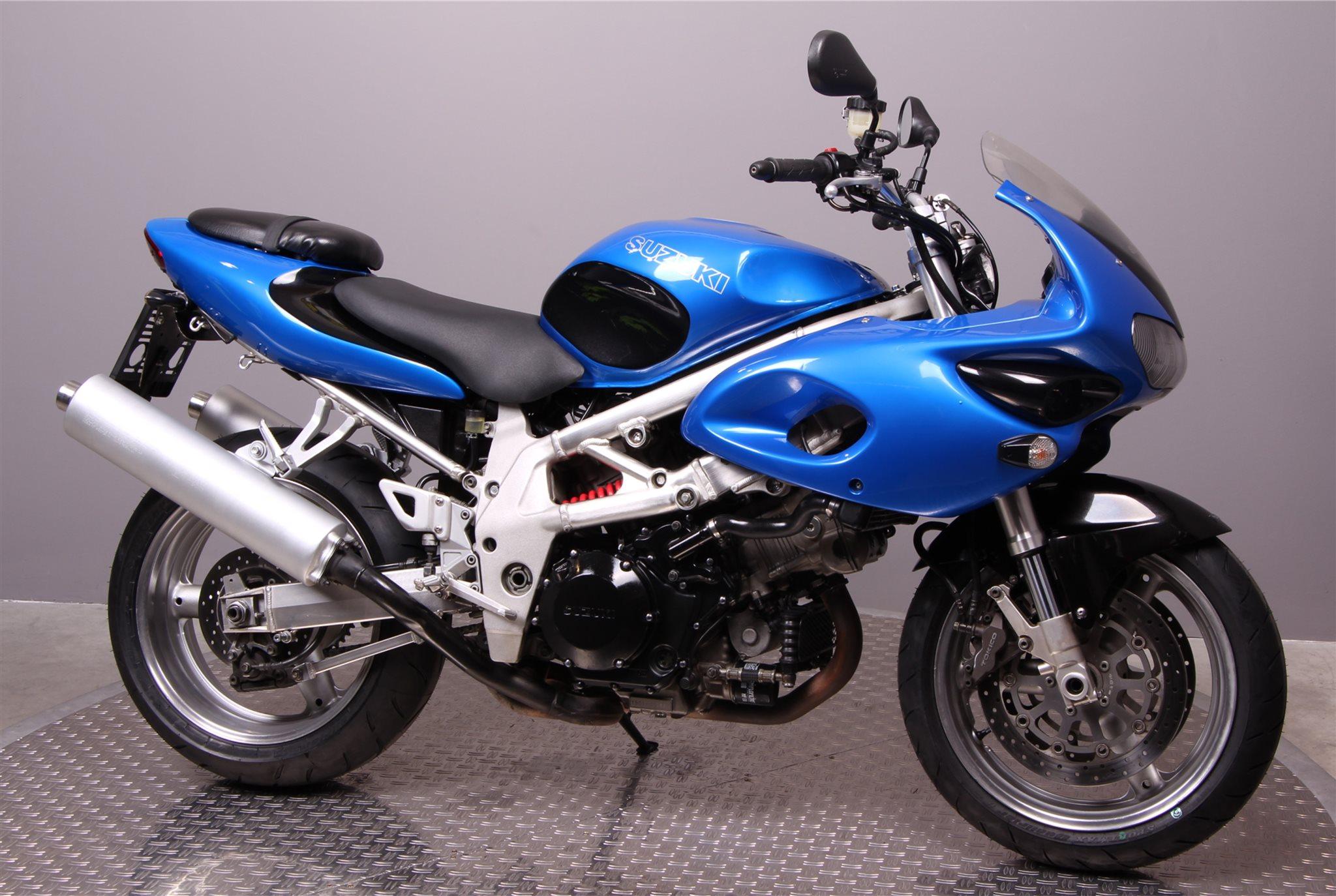 Suzuki TL 1000 S Motorrad, gebraucht