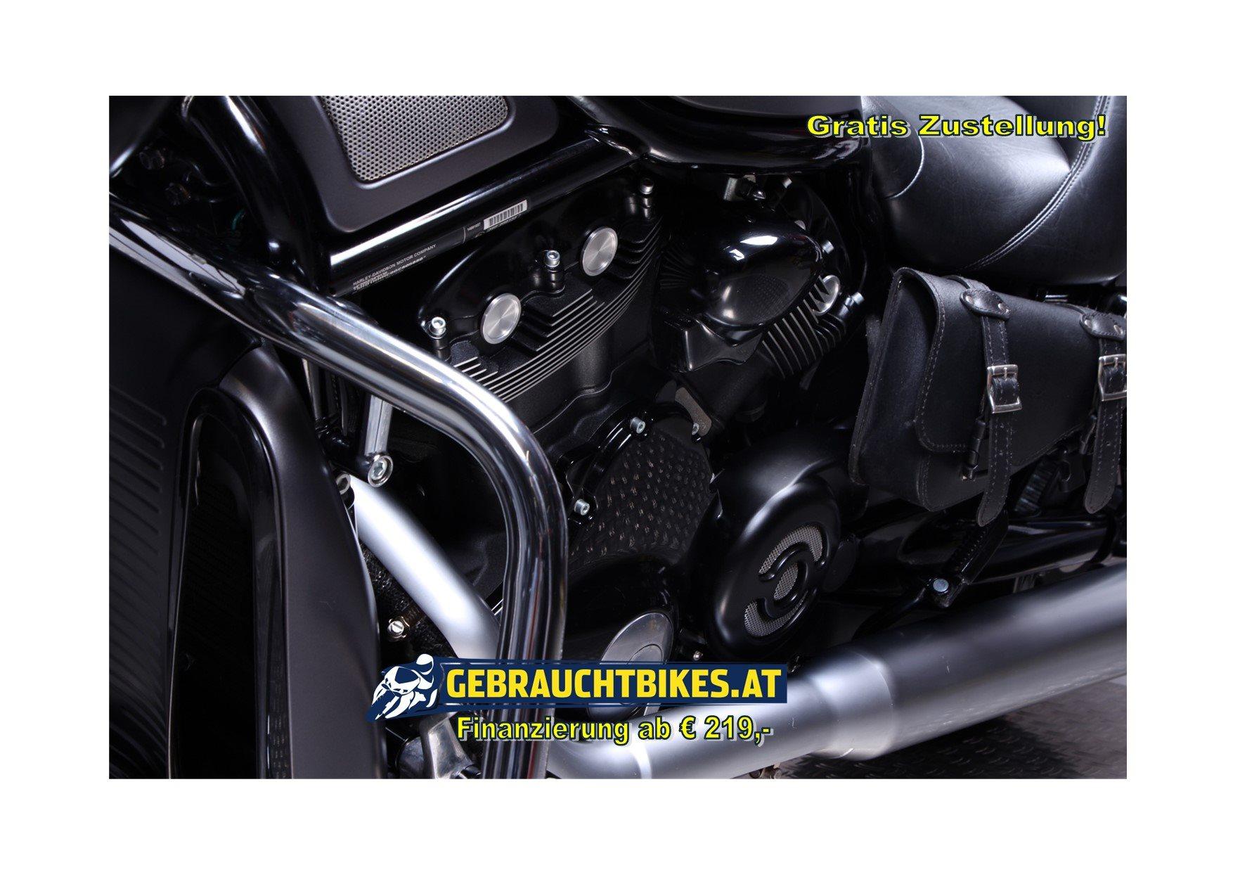 Harley-Davidson Night Rod Special VRSCDX Motorrad, gebraucht