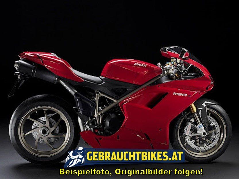Ducati 1198 Motorrad, gebraucht
