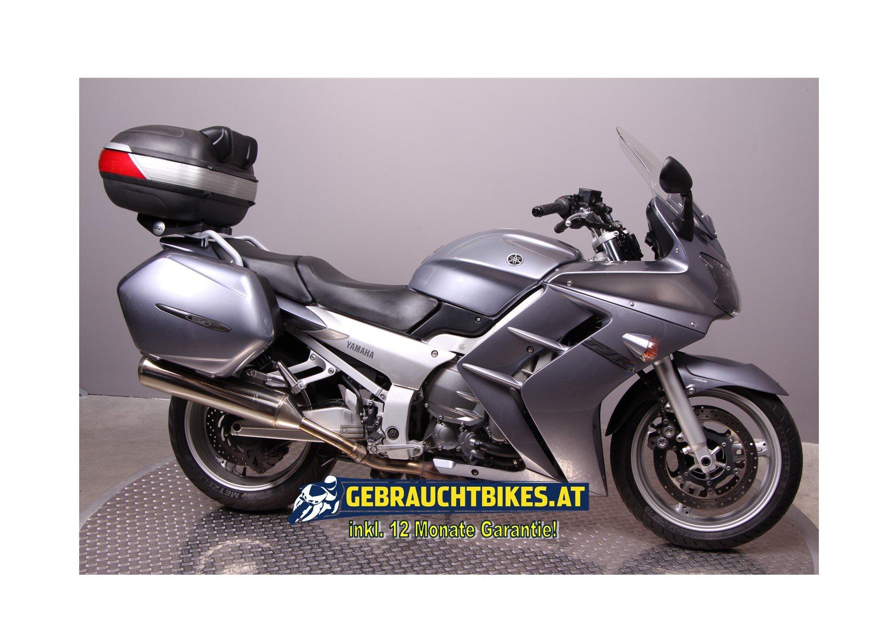 Yamaha FJR 1300 Motorrad, gebraucht