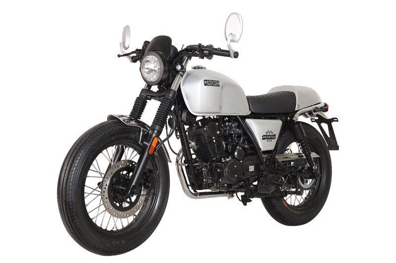 Brixton Sunray 125 Motorrad, neu