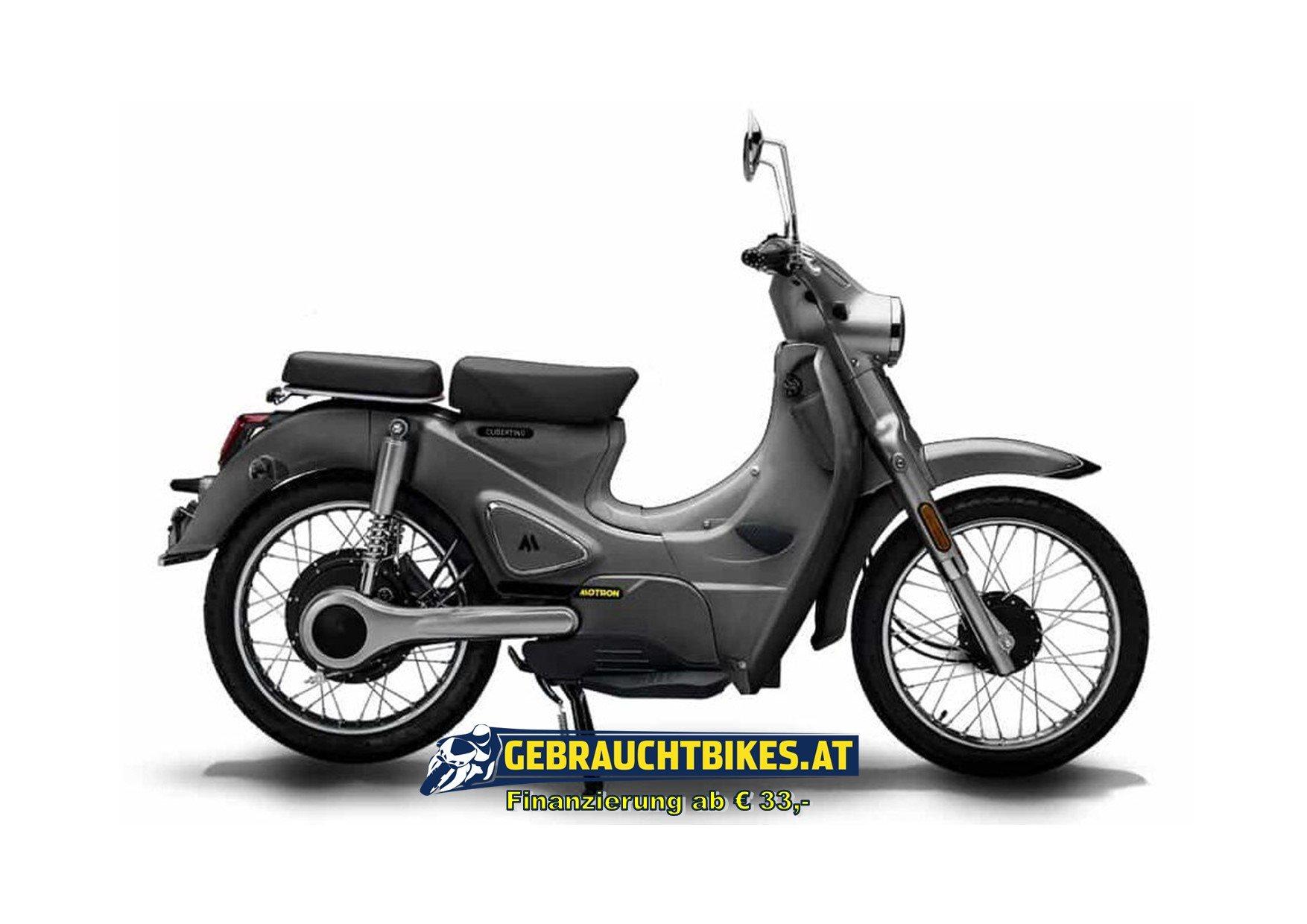 Motron Cubertino Motorrad, neu