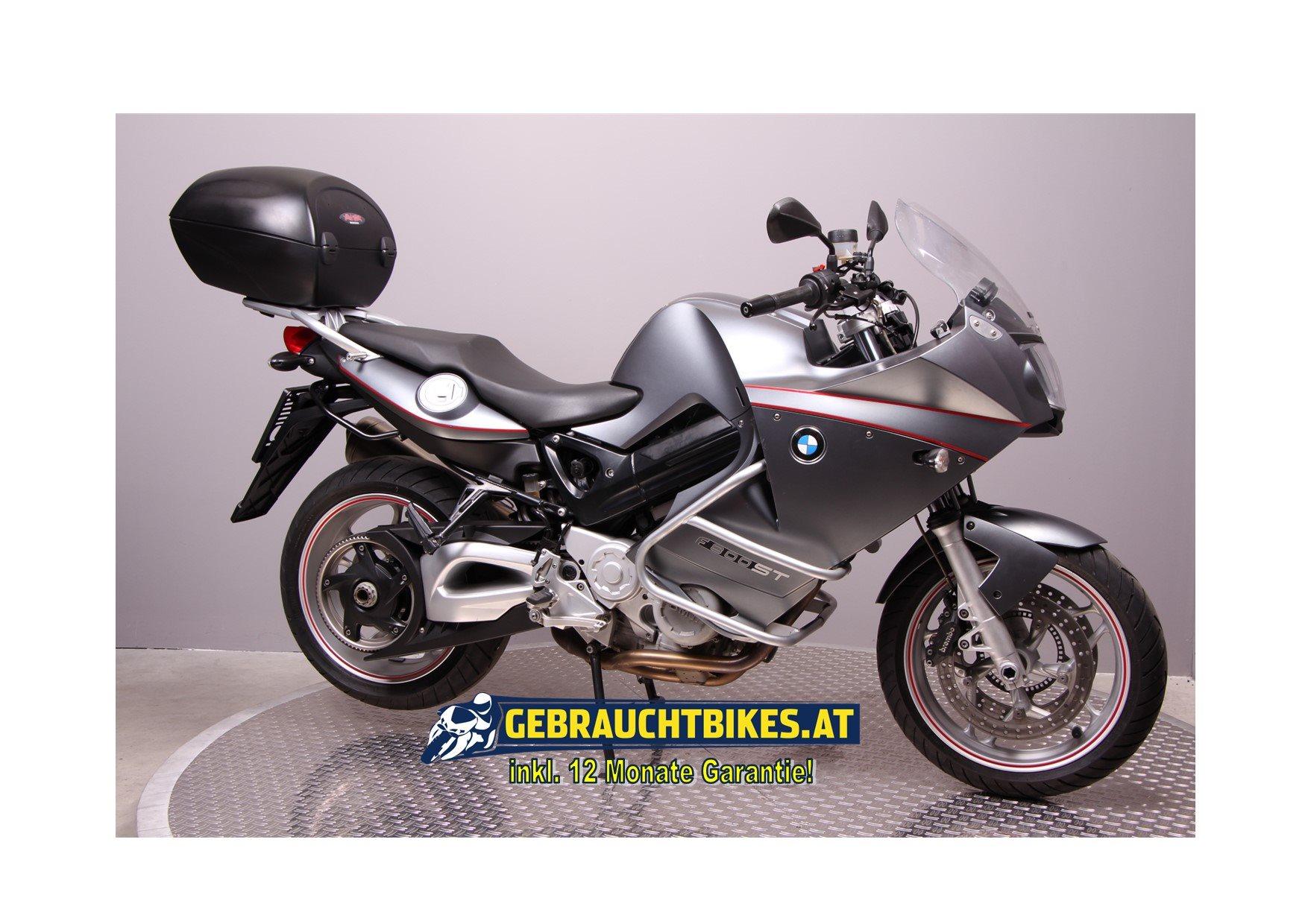 BMW F 800 ST Motorrad, gebraucht