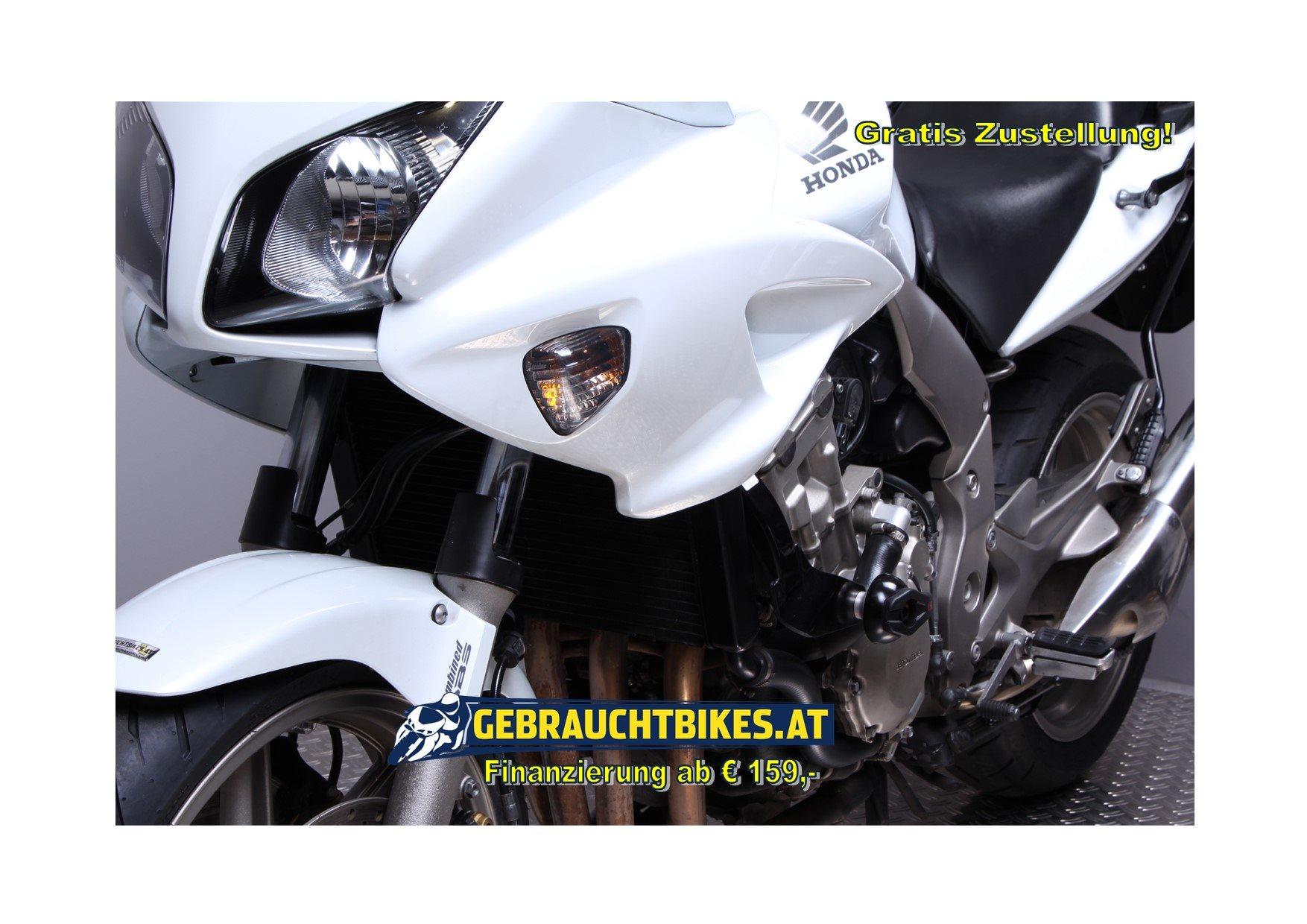 Honda CBF 1000 Motorrad, gebraucht