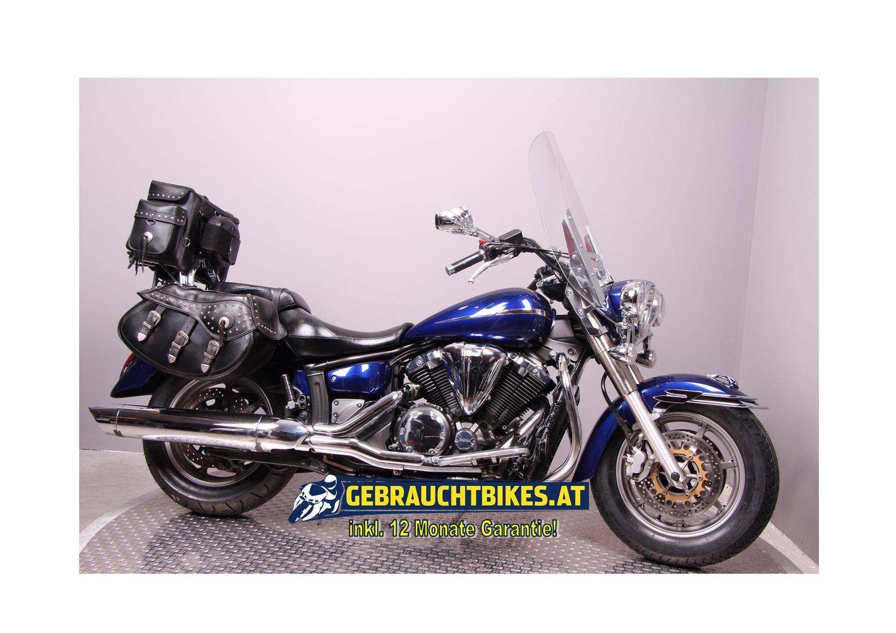 Yamaha XVS 1300 A Motorrad, gebraucht