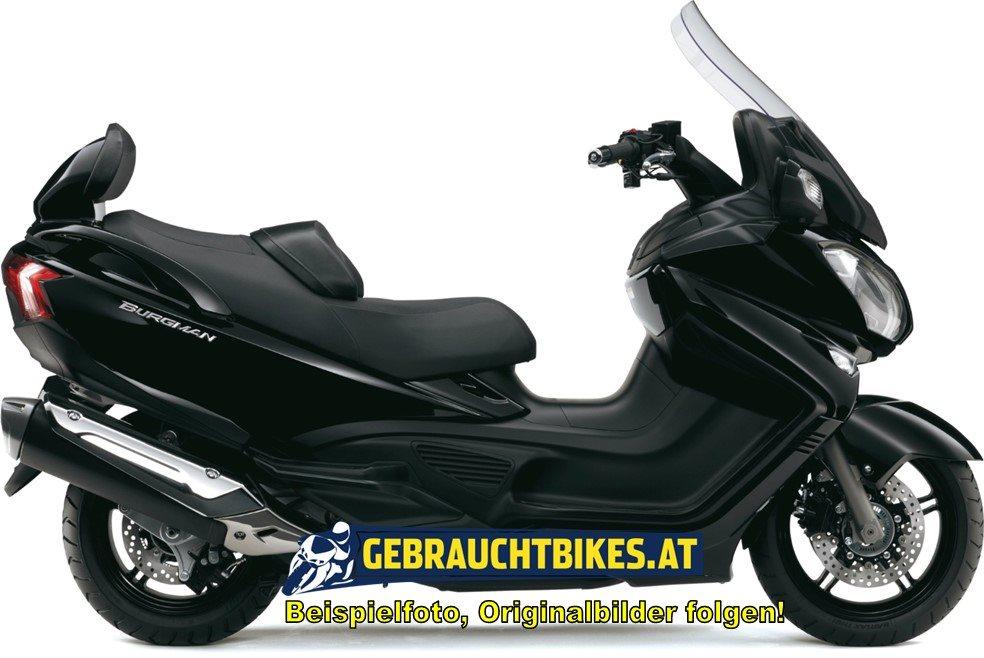 Suzuki AN 125 Motorrad, gebraucht