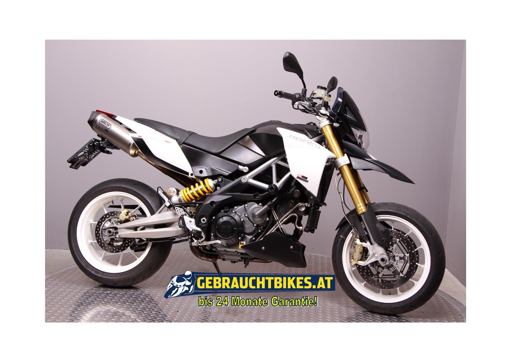 Aprilia Dorsoduro 1200 Motorrad, gebraucht