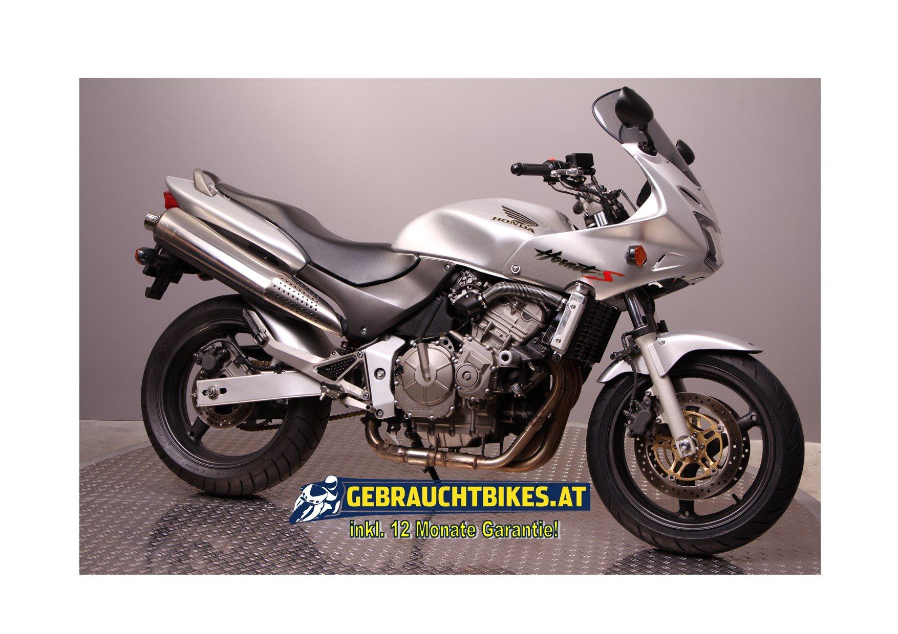 Honda CB 600 S Hornet Motorrad, gebraucht
