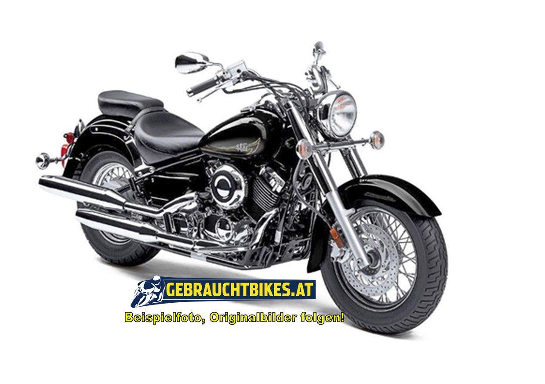 Yamaha XVS 650 Drag Star Motorrad, gebraucht